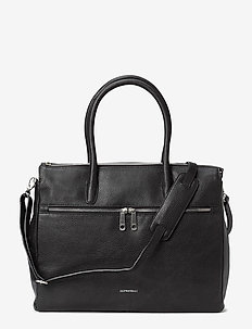 "Romance 15"" Laptopbag - BLACK"