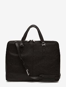 """Elegance businessbag (fits 15,6"""") - BLACK"""