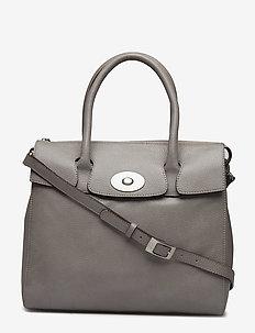 "Romance ""tablet"" Handbag - GREY"