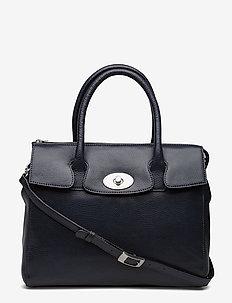 """Romance """"tablet"""" Handbag - NAVY"""