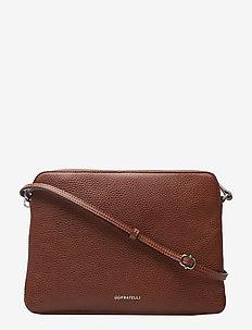 Romance Flat bag - na ramię - brandy