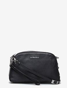 Romance Small Handbag - BLACK