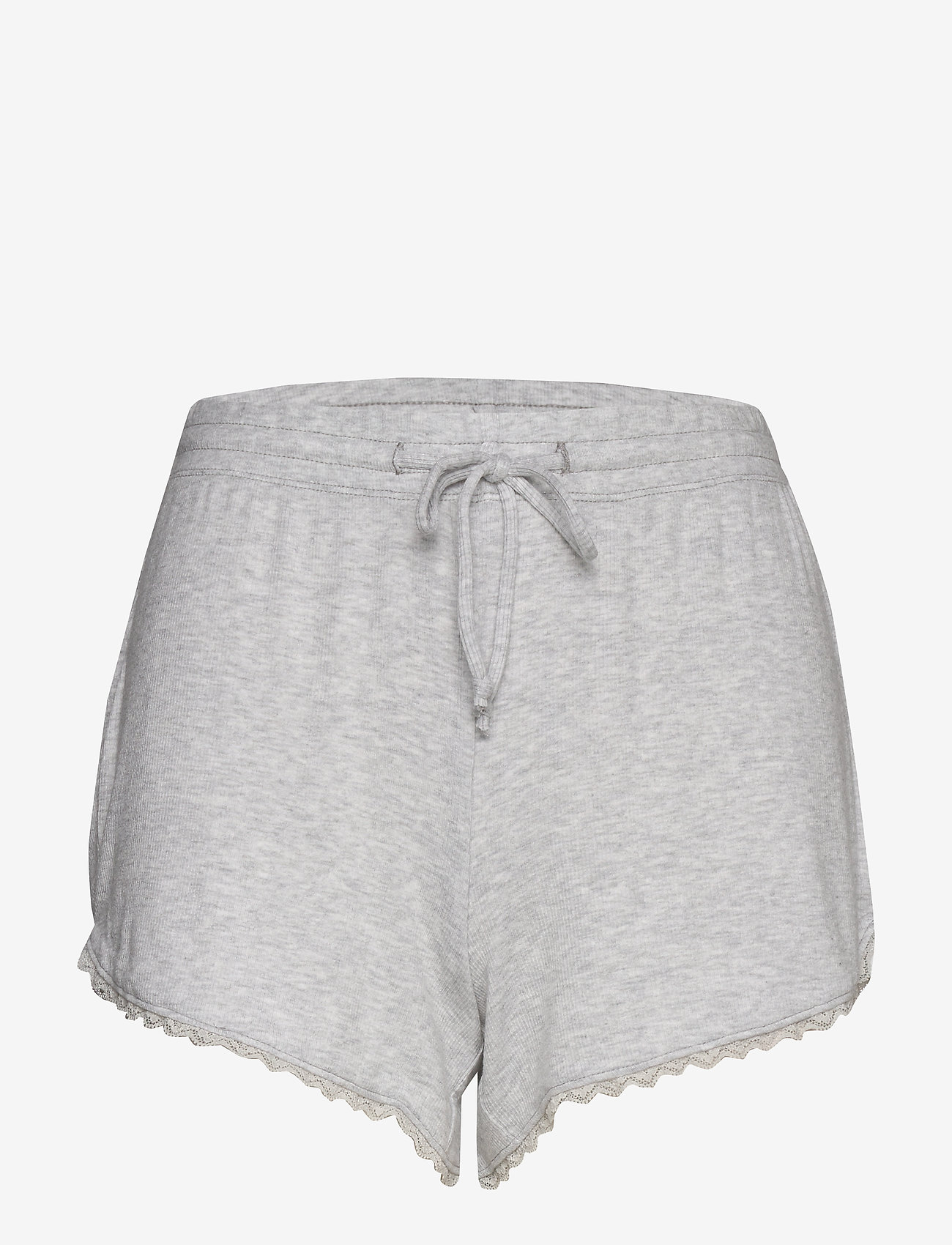 Gilly Hicks - Rib Modal Short - szorty - grey - 0