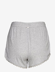 Gilly Hicks - Rib Modal Short - szorty - grey - 1