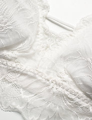 Gilly Hicks - Lace Halter - bralette & corset - white lace - 2