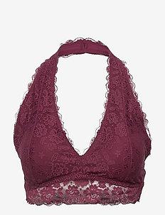 HCo. GIRLS INTIMATES & SLEEP - bløde bh'er - burgundy lace
