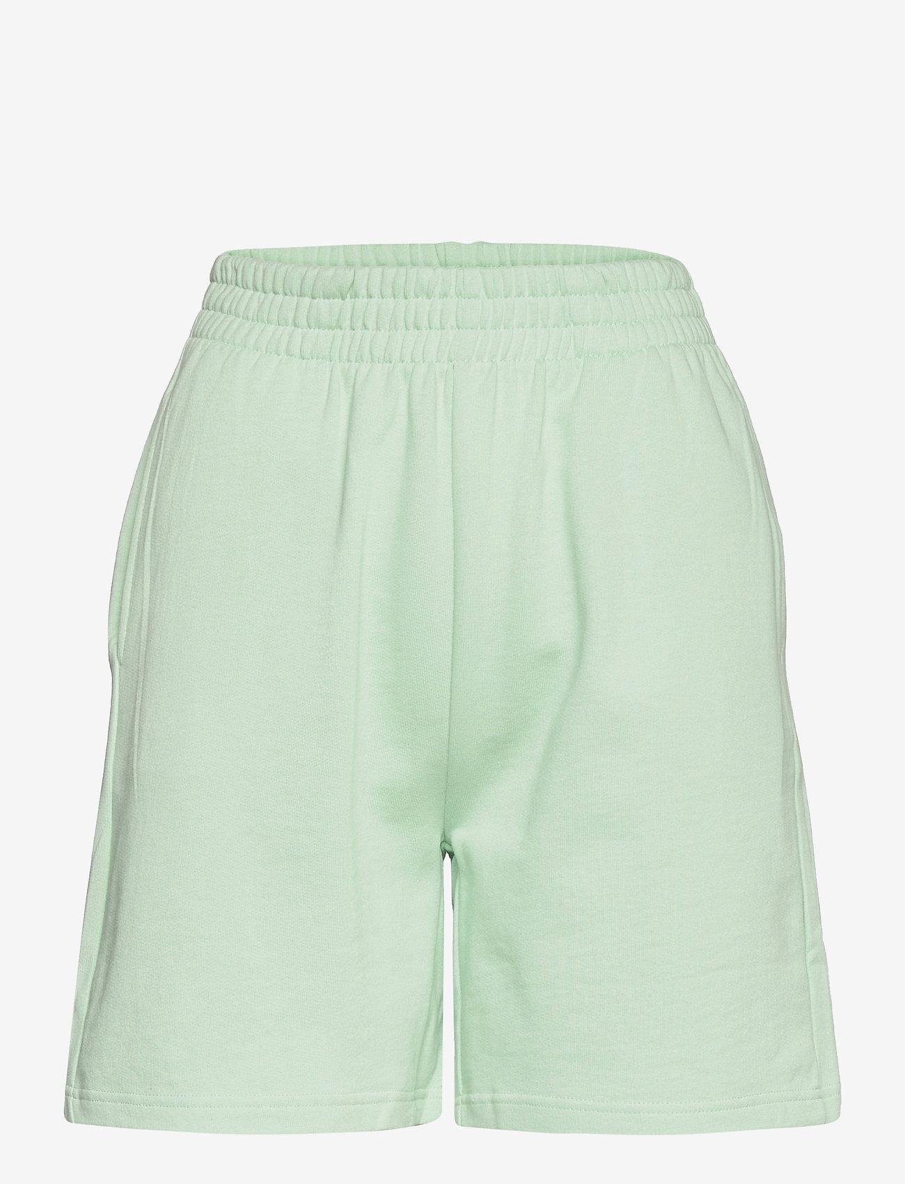 Gina Tricot - Nora shorts - shorts casual - gossamer green (6464) - 0