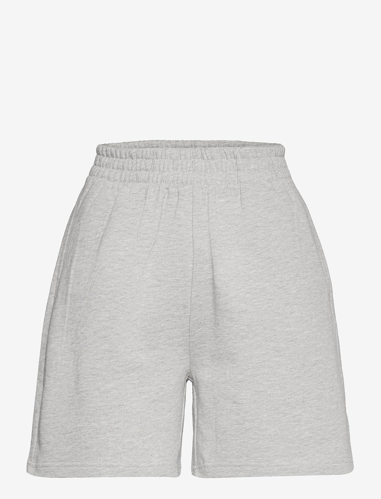 Gina Tricot - Nora shorts - shorts casual - grey melange (8181) - 0
