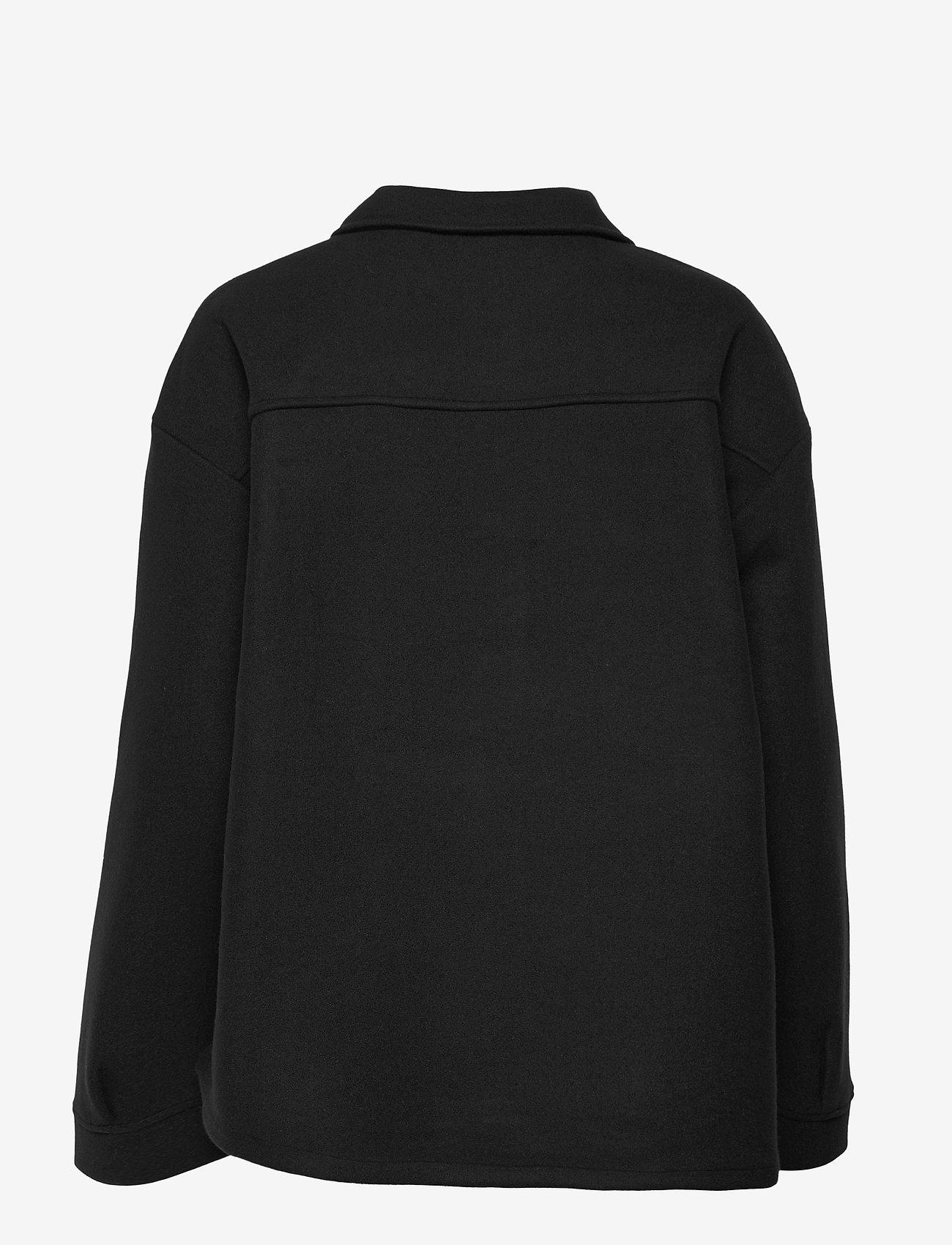 Gina Tricot - Majken jacket - lichte jassen - black (9000) - 1