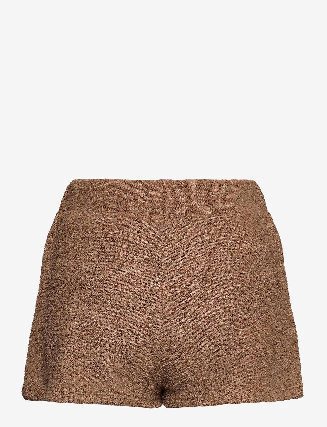 Gina Tricot - Addison shorts - shorts casual - caribou (7198) - 1
