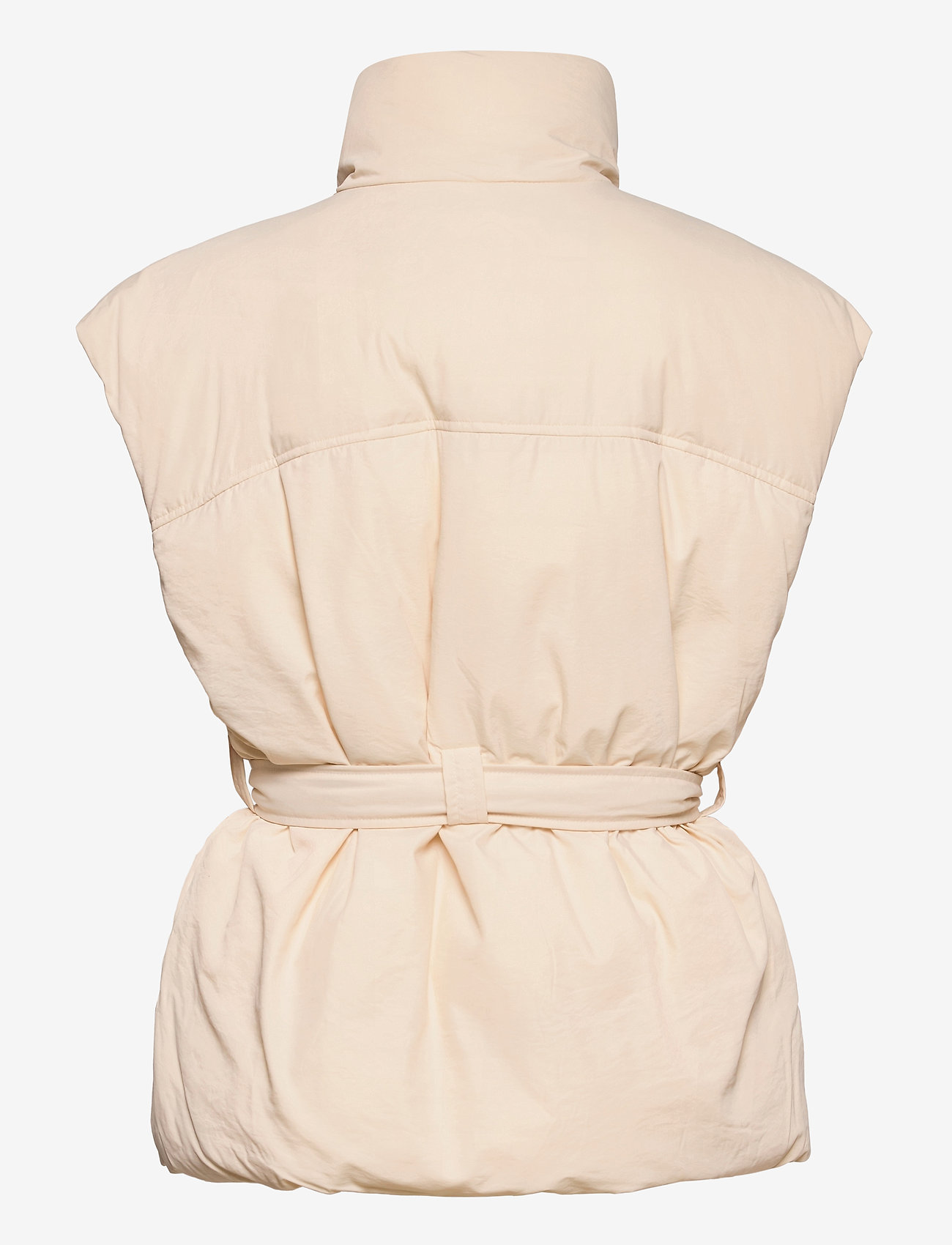Gina Tricot - Zola puffer vest - puffer vests - whitecap gray (1303) - 1
