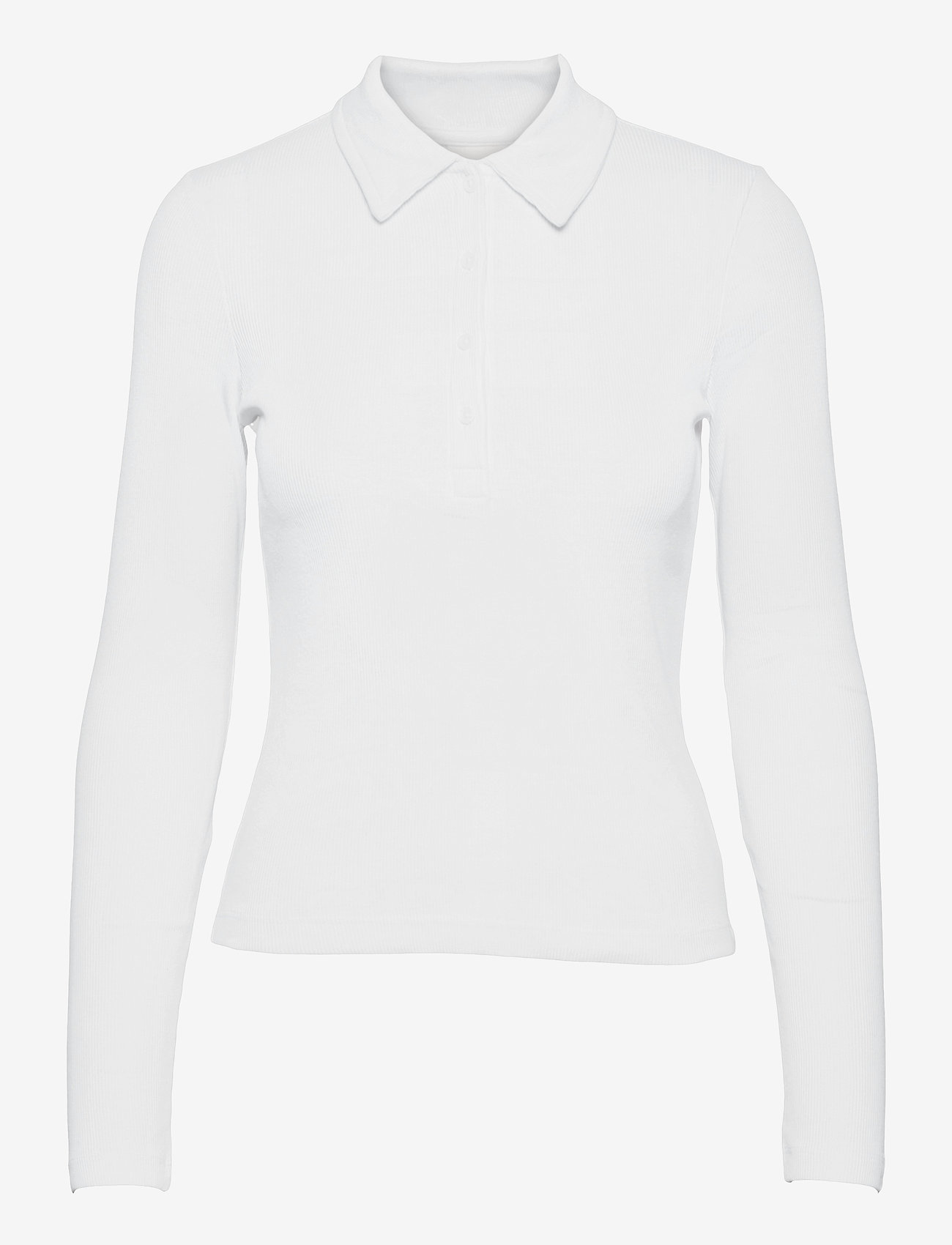 Gina Tricot - Bea top - polohemden - white (1000) - 0