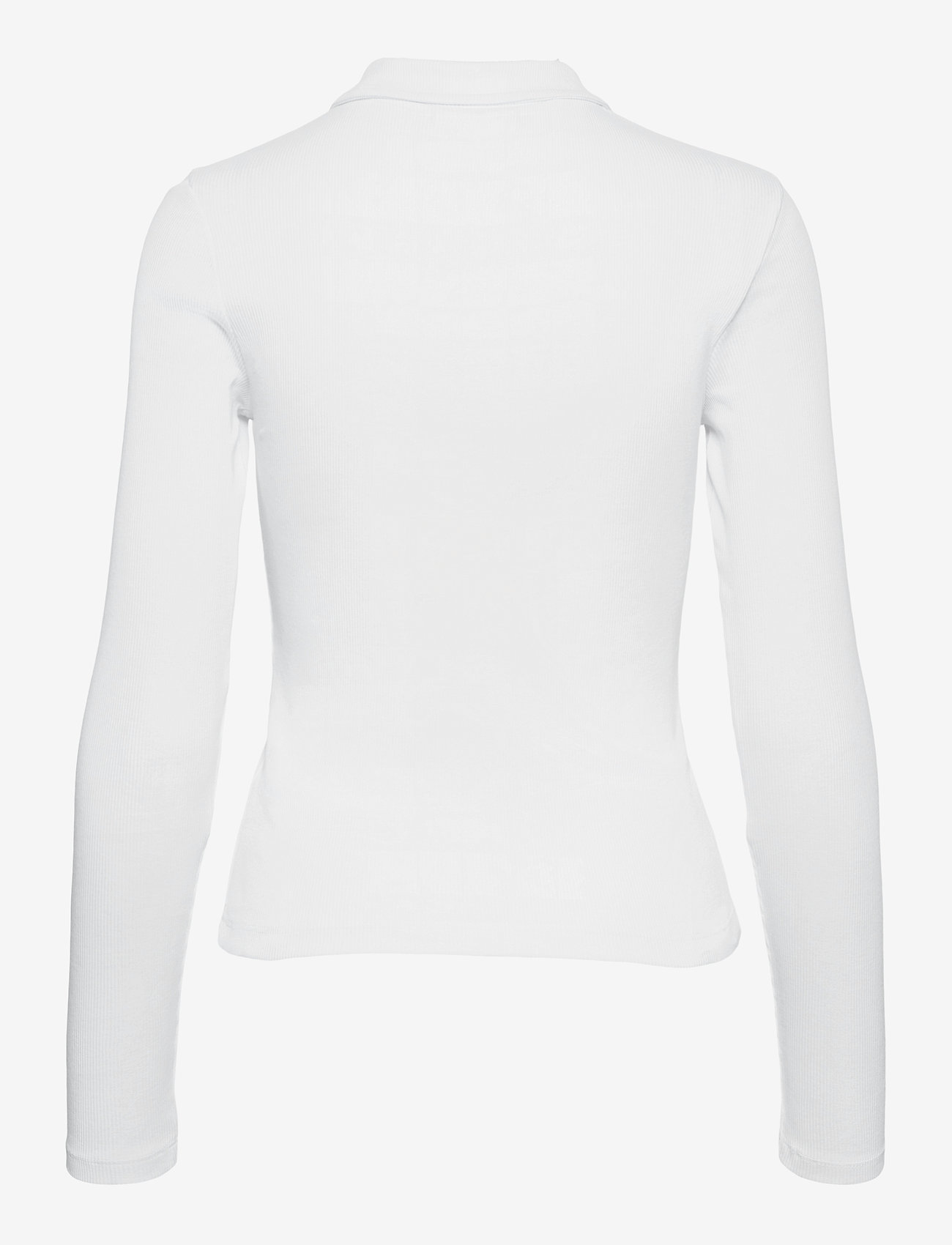 Gina Tricot - Bea top - polohemden - white (1000) - 1