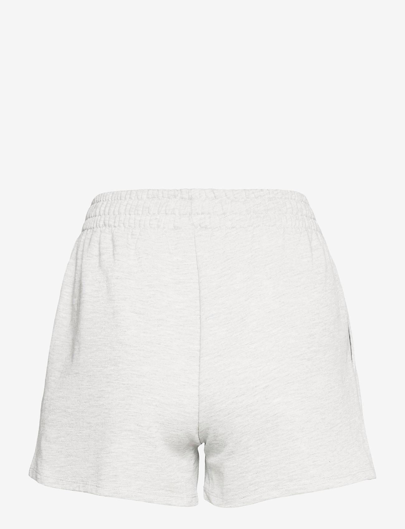 Gina Tricot - Kalyn shorts - shorts casual - lt greymelange (8049) - 1