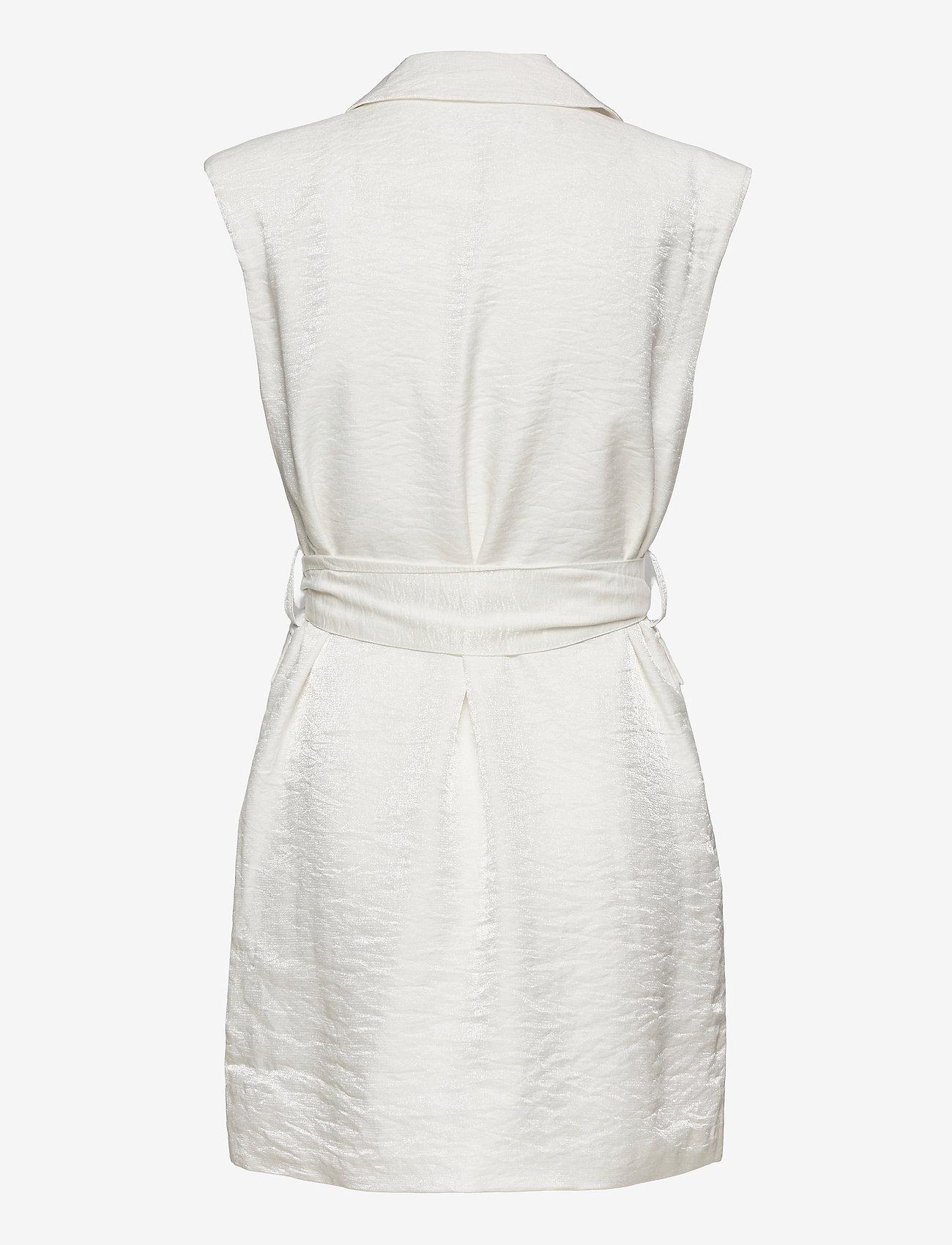 Gina Tricot - Whitney blazer dress - sommerkjoler - offwhite - 1