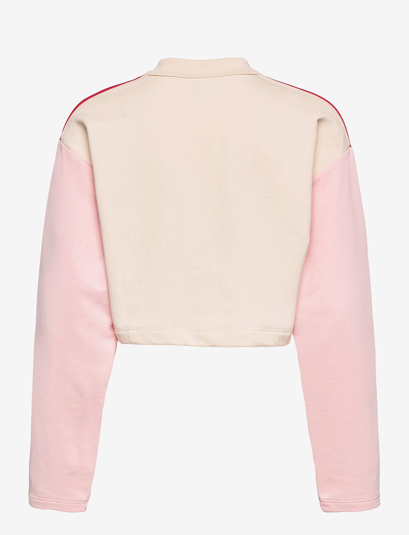 Gina Tricot - Jessy sweater - polohemden - multi pink (3970) - 1