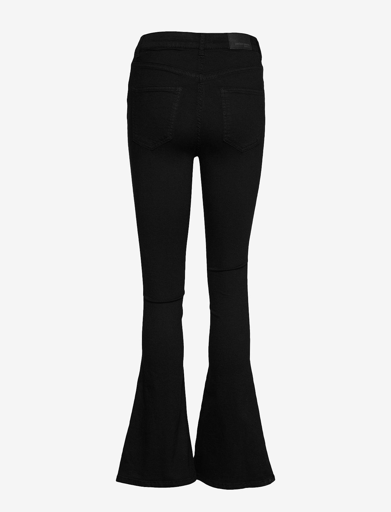 Gina Tricot - Natasha bootcut jeans - boot cut jeans - black - 1