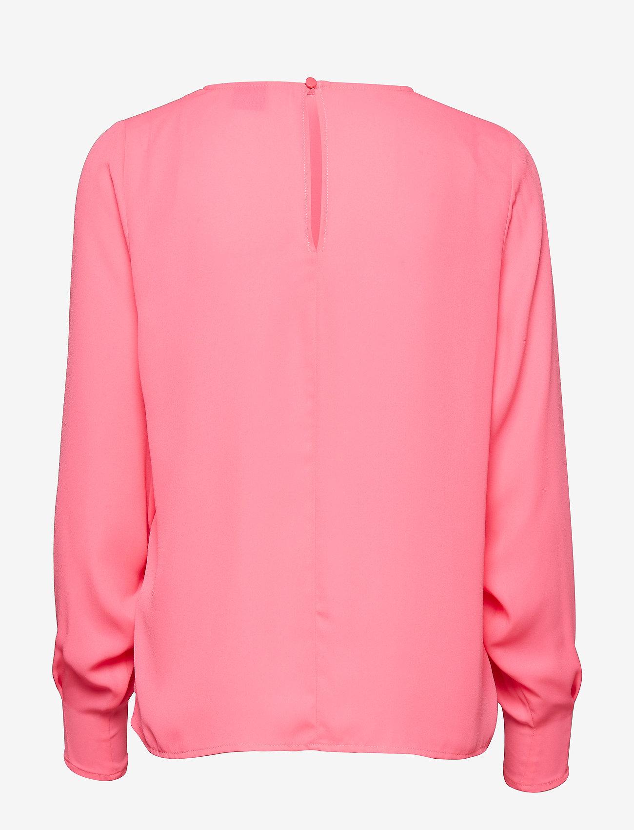 Gina Tricot Maja blouse - Bluzki & Koszule FUCHSIA PINK - Kobiety Odzież.