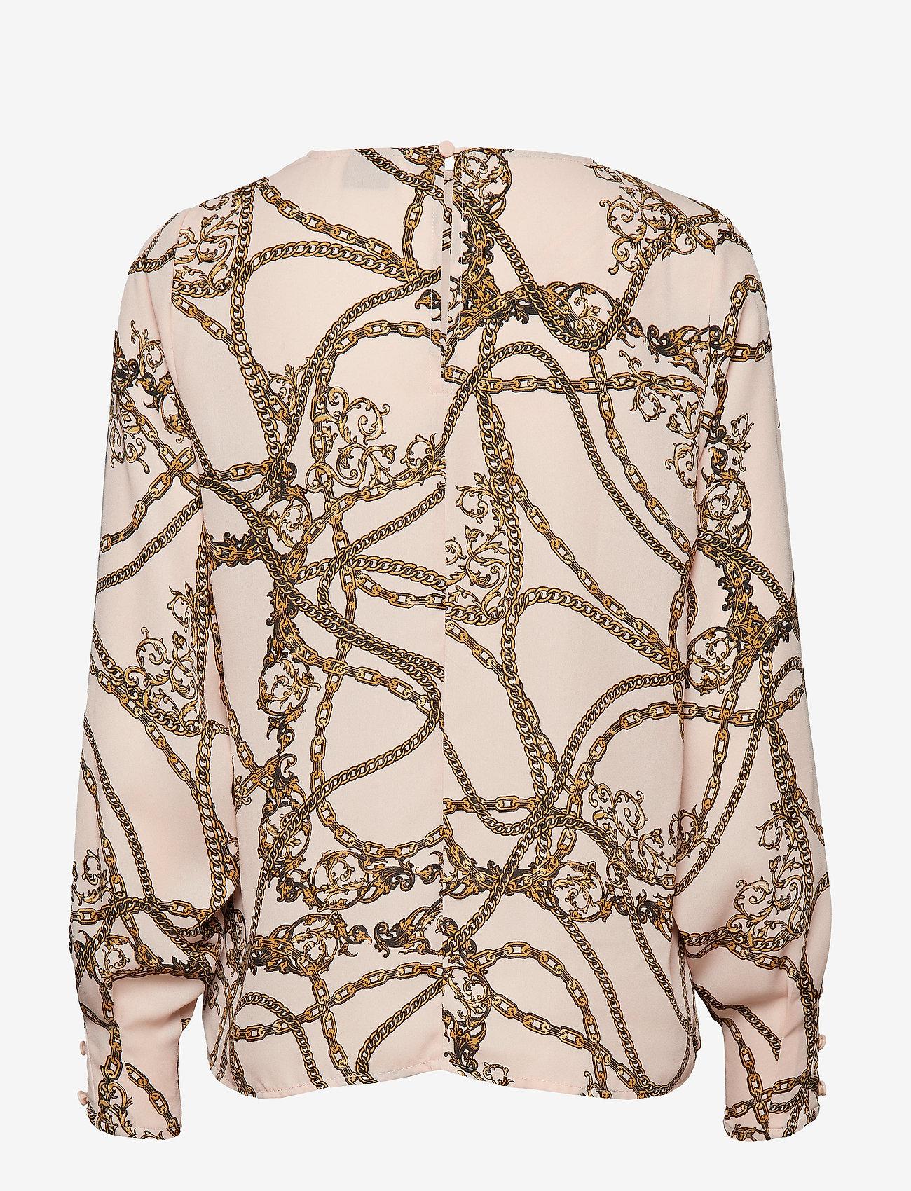 Gina Tricot Maja blouse - Bluzki & Koszule PINK CHAIN - Kobiety Odzież.