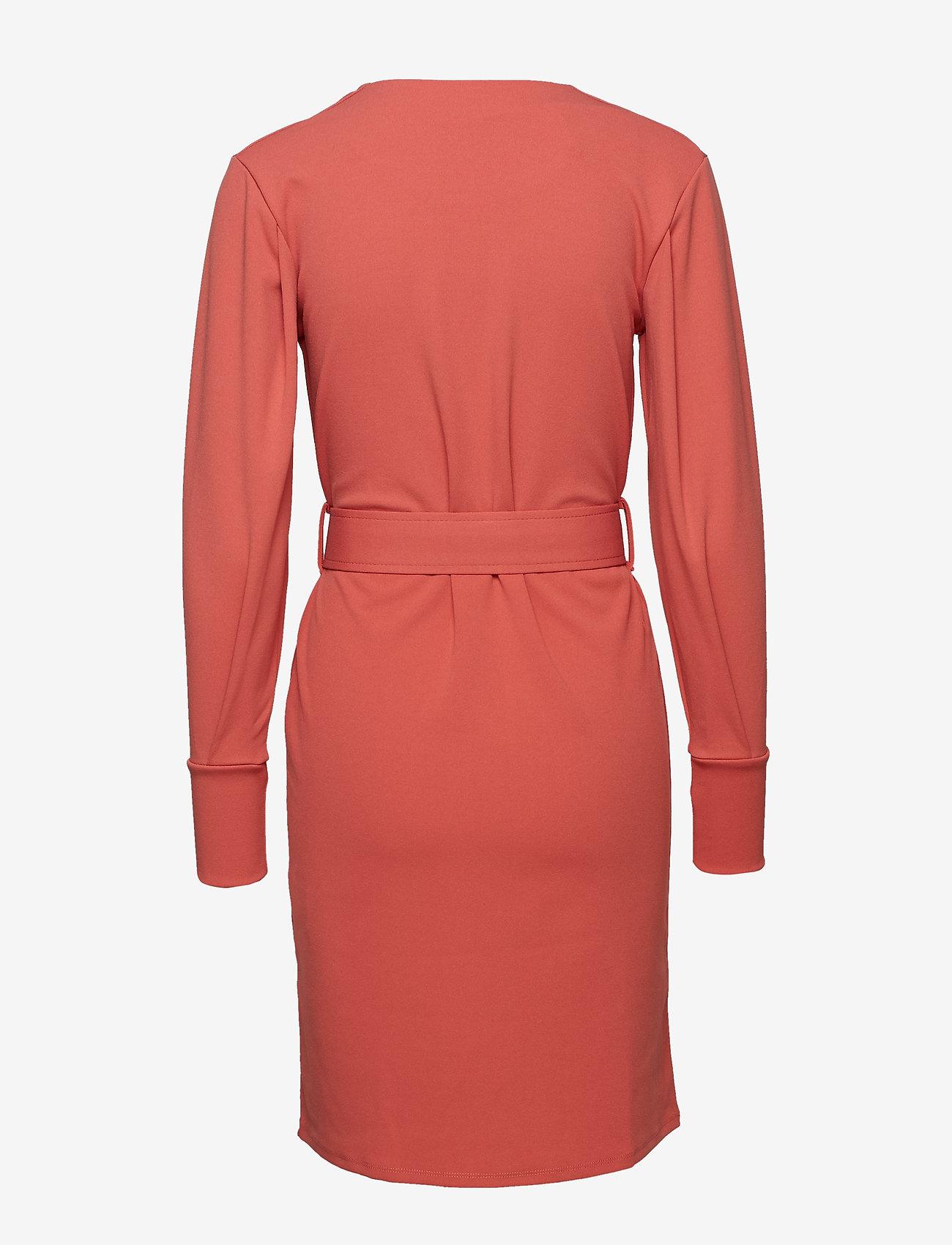 Gina Tricot Marina Belted Dress - Dresses