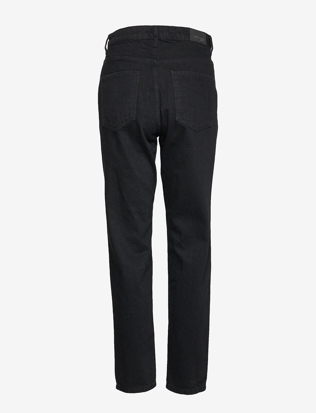 Gina Tricot - Dagny mom jeans - mom jeans - black - 1