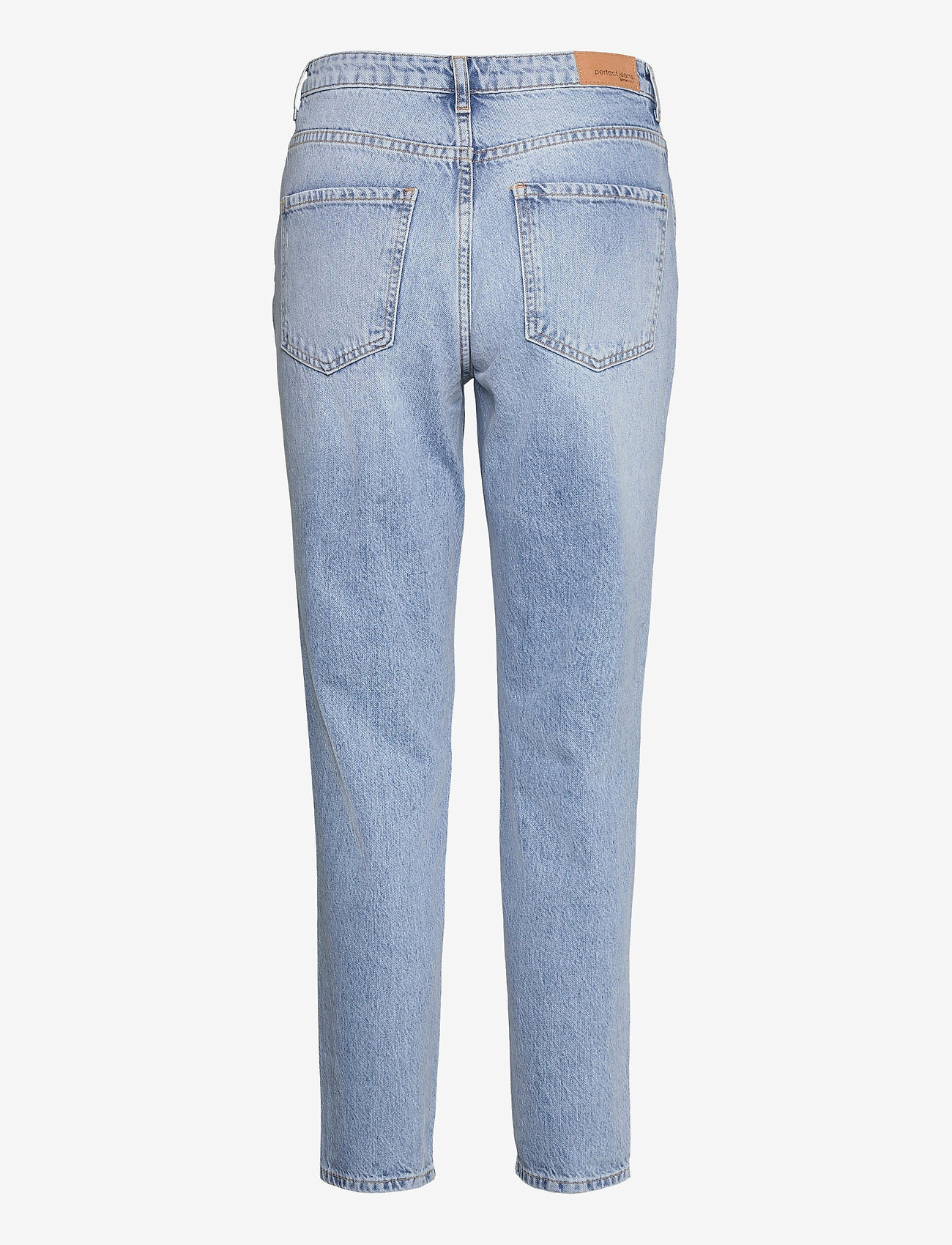 Gina Tricot - Dagny mom jeans - mom jeans - ocean blue dest (5079) - 1