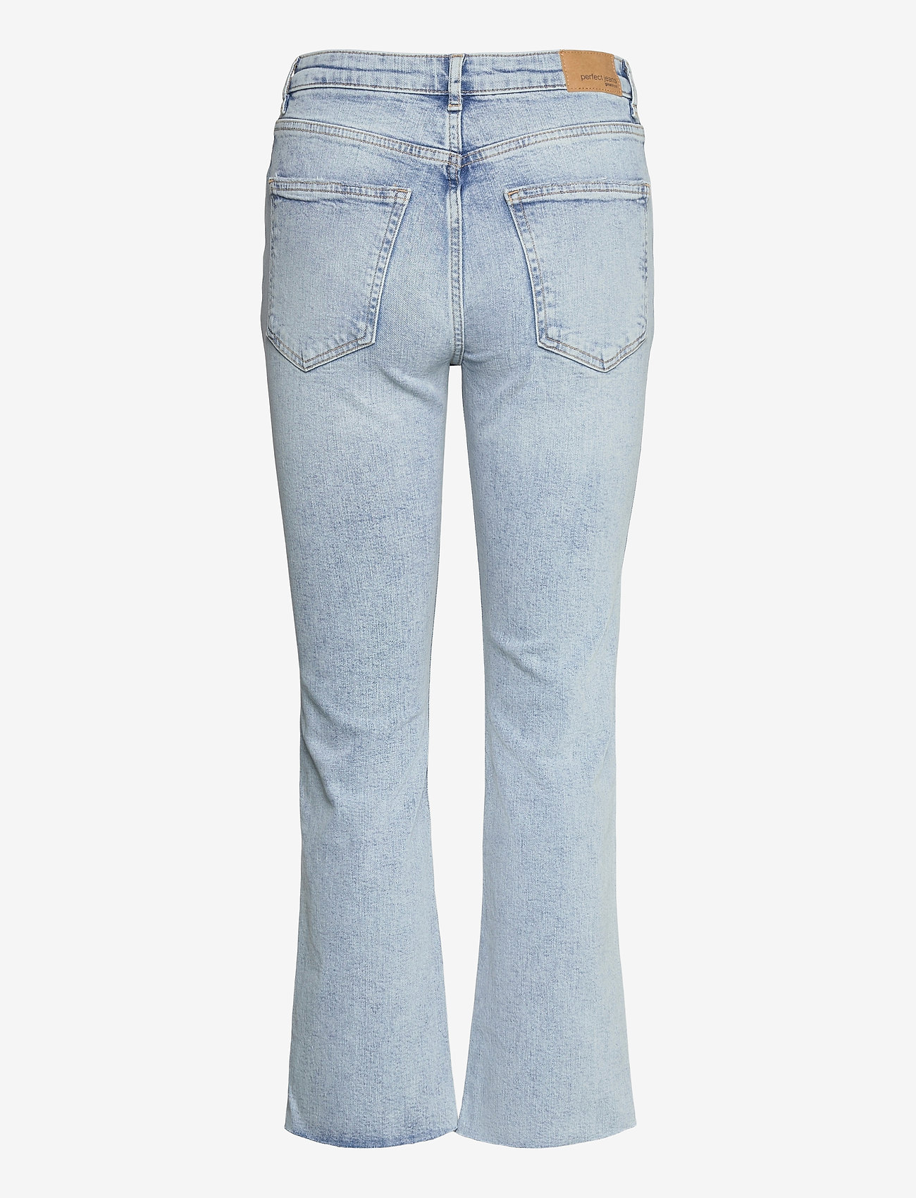Gina Tricot - Ylva kick flare jeans - schlaghosen - sky blue - 1