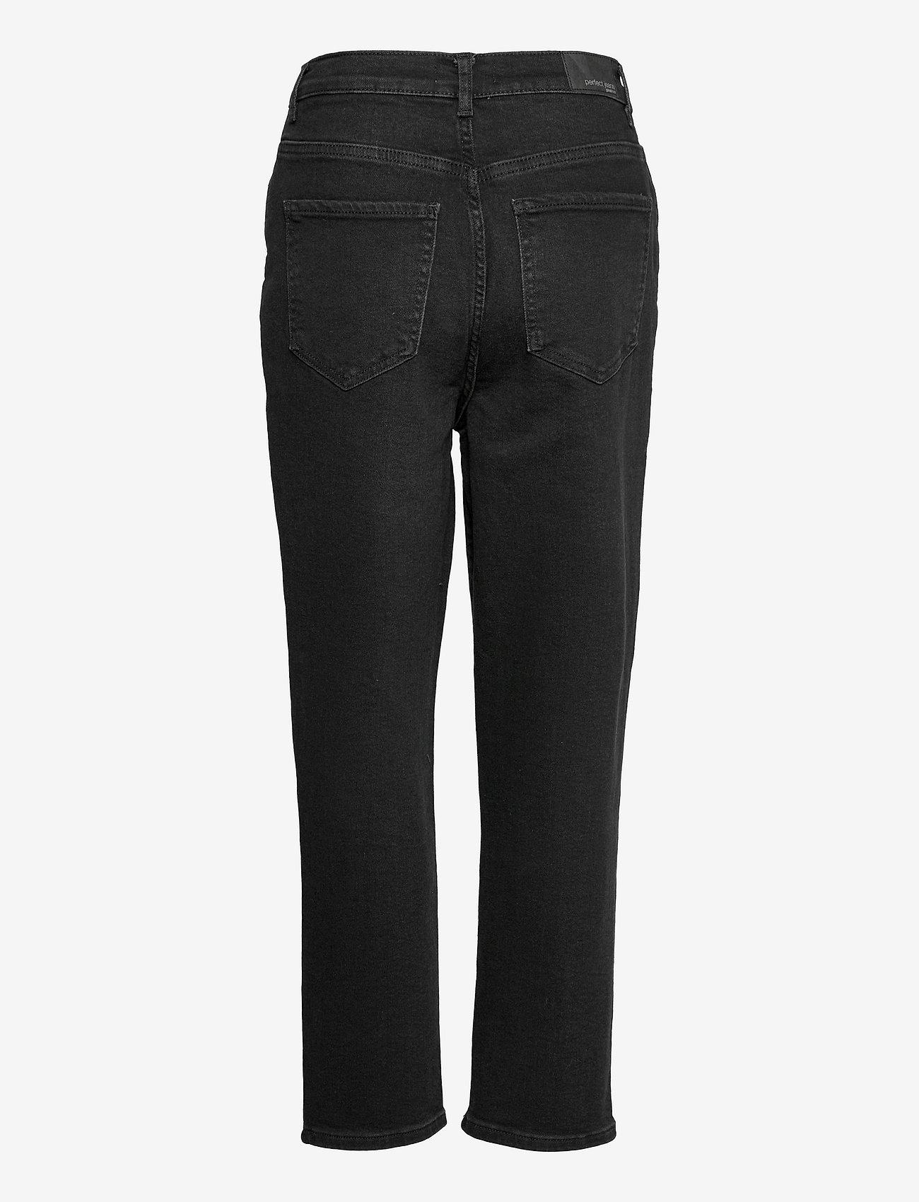 Gina Tricot - Comfy mom jeans - mom jeans - black (9000) - 1