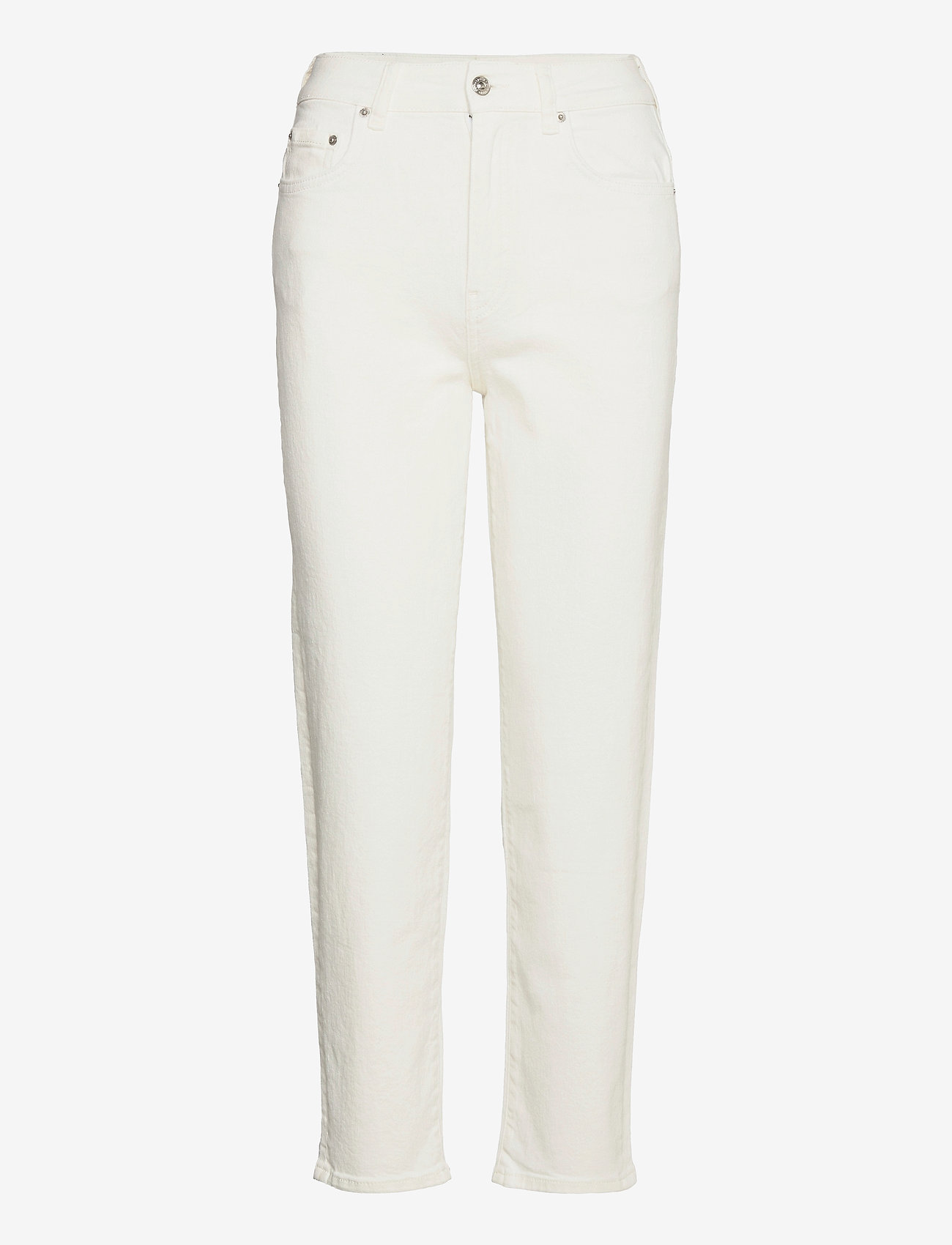 Gina Tricot - Comfy mom jeans - mammajeans - offwhite - 0