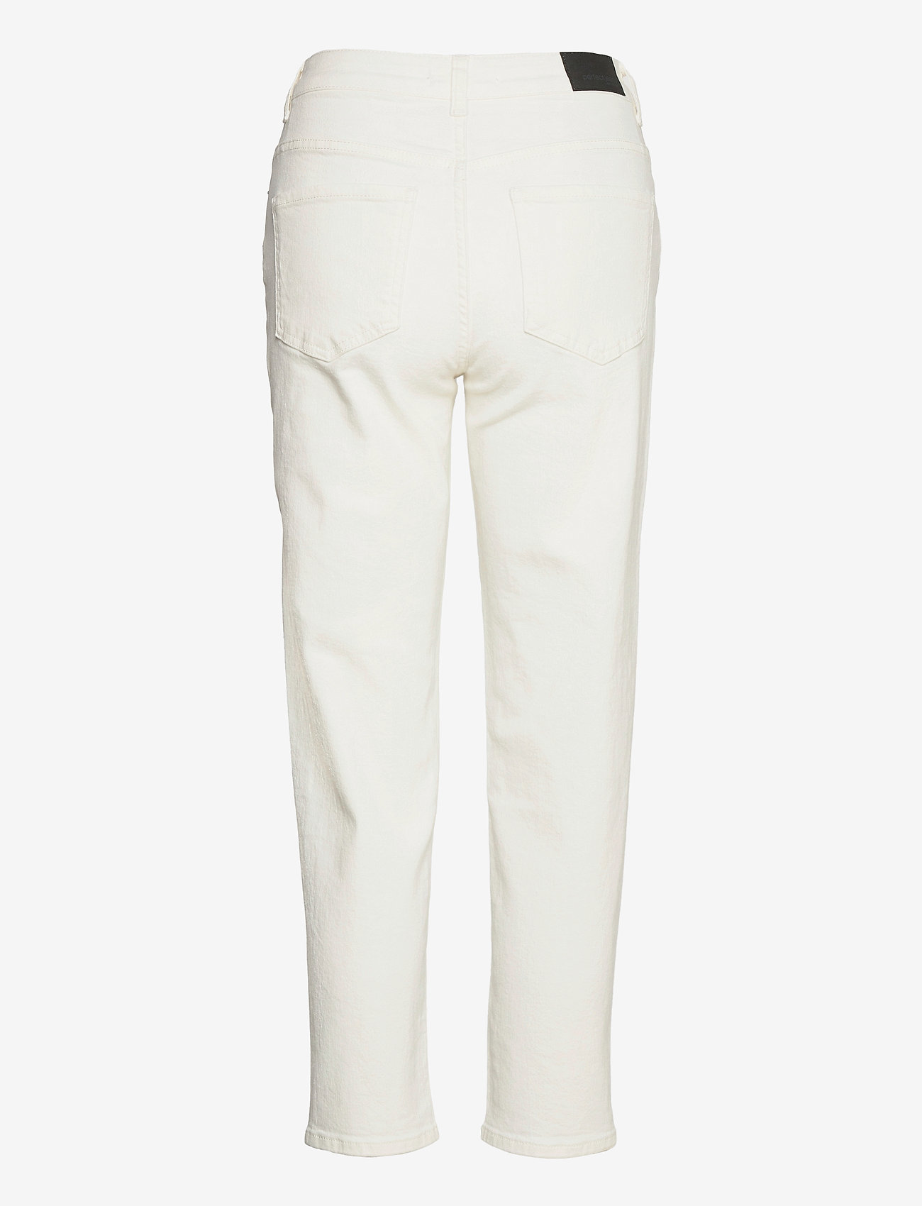 Gina Tricot - Comfy mom jeans - mammajeans - offwhite - 1