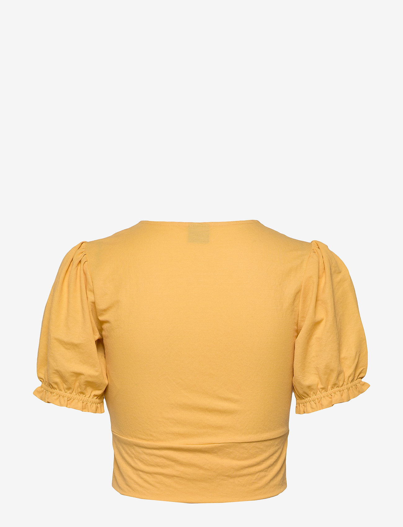 Gina Tricot - Kathy top - crop tops - ochre (2003) - 1