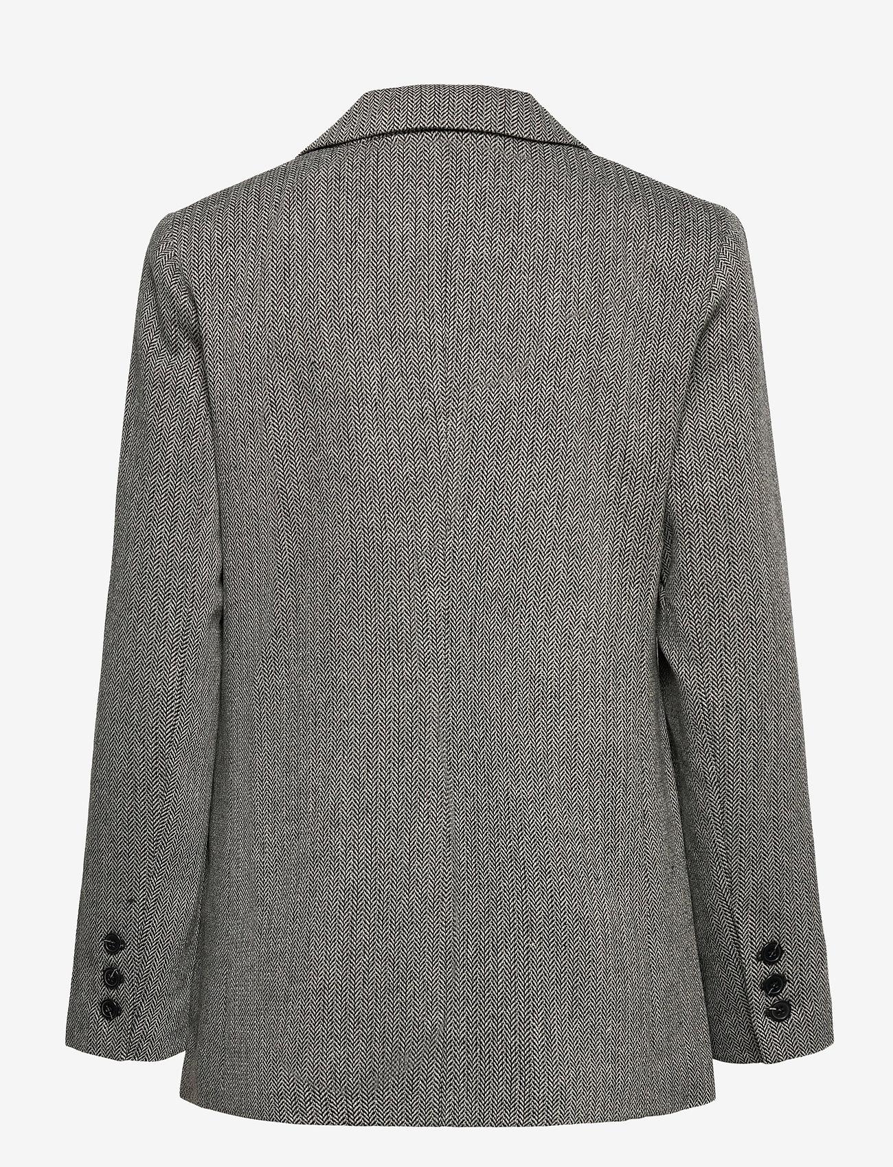 Gina Tricot - Lisa blazer - getailleerde blazers - fishbone (9100) - 1