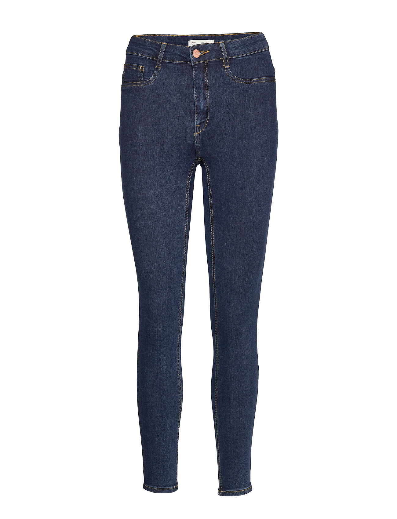 Gina Tricot Molly highwaist jeans - RINSE G