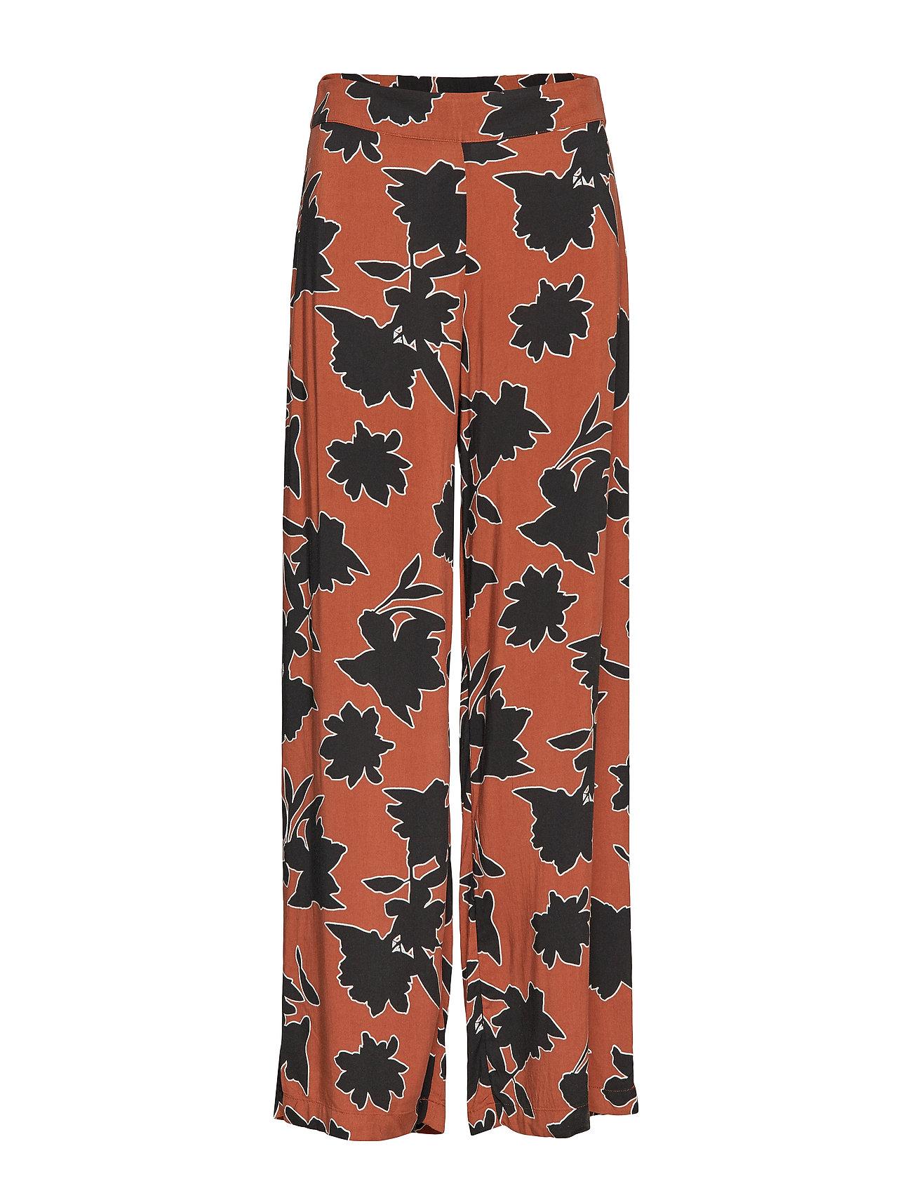 515d47eb Elly Trousers bukser fra Gina Tricot til dame i BOLDFLOWER - Pashion.dk