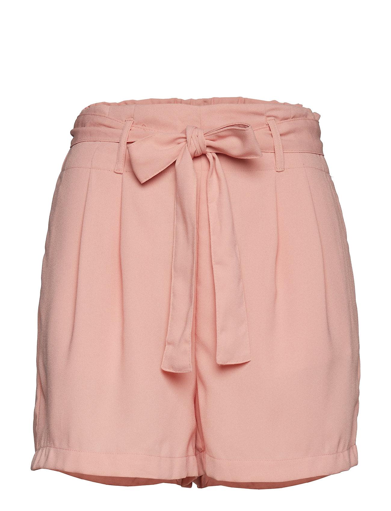 Gina Tricot Irma shorts - CORAL ALMOND