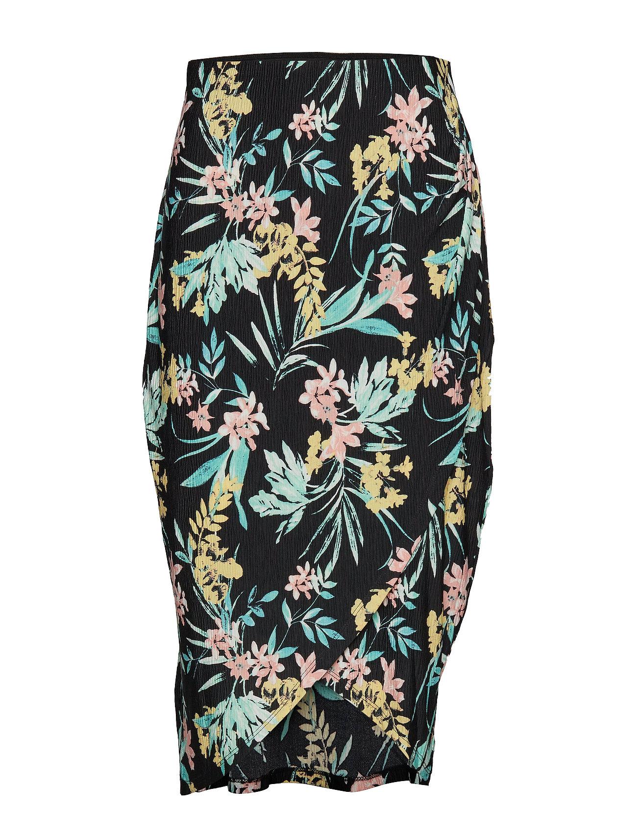 Gina Tricot Lovisa wrap skirt - VACAY TROPIC
