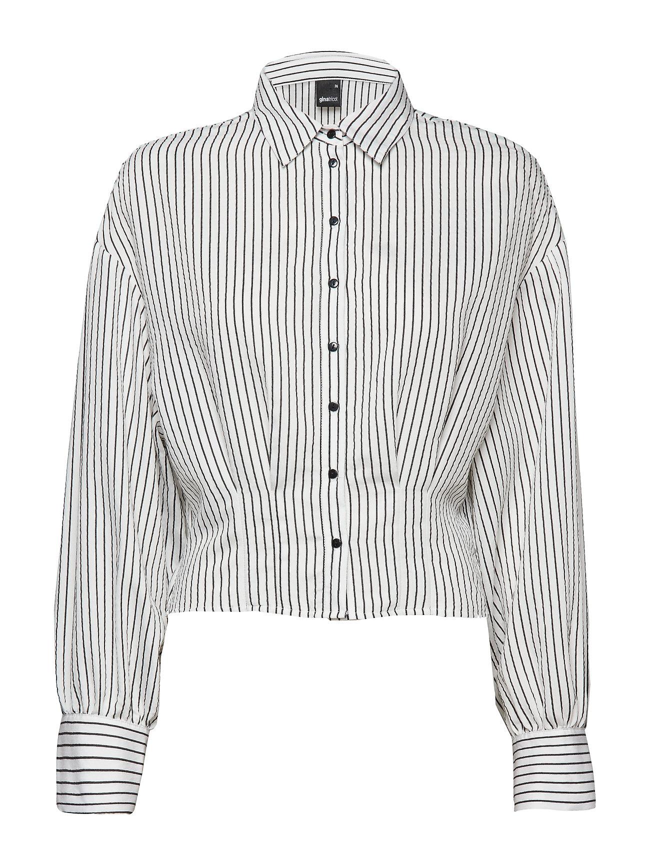 Gina Tricot Martina blouse Ögrönlar