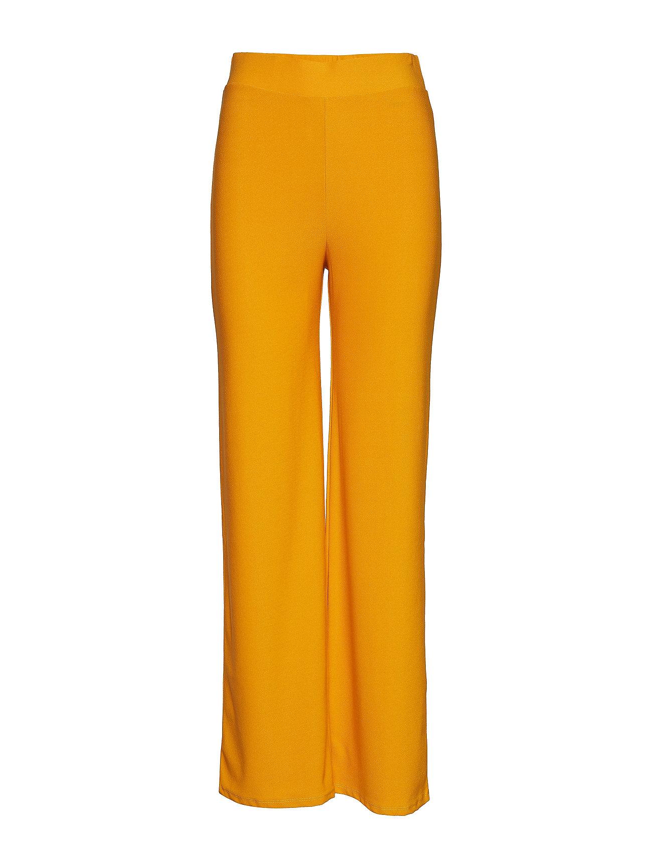 226fecf0a0f Gul Gina Tricot Maya Trousers bukser for dame - Pashion.dk