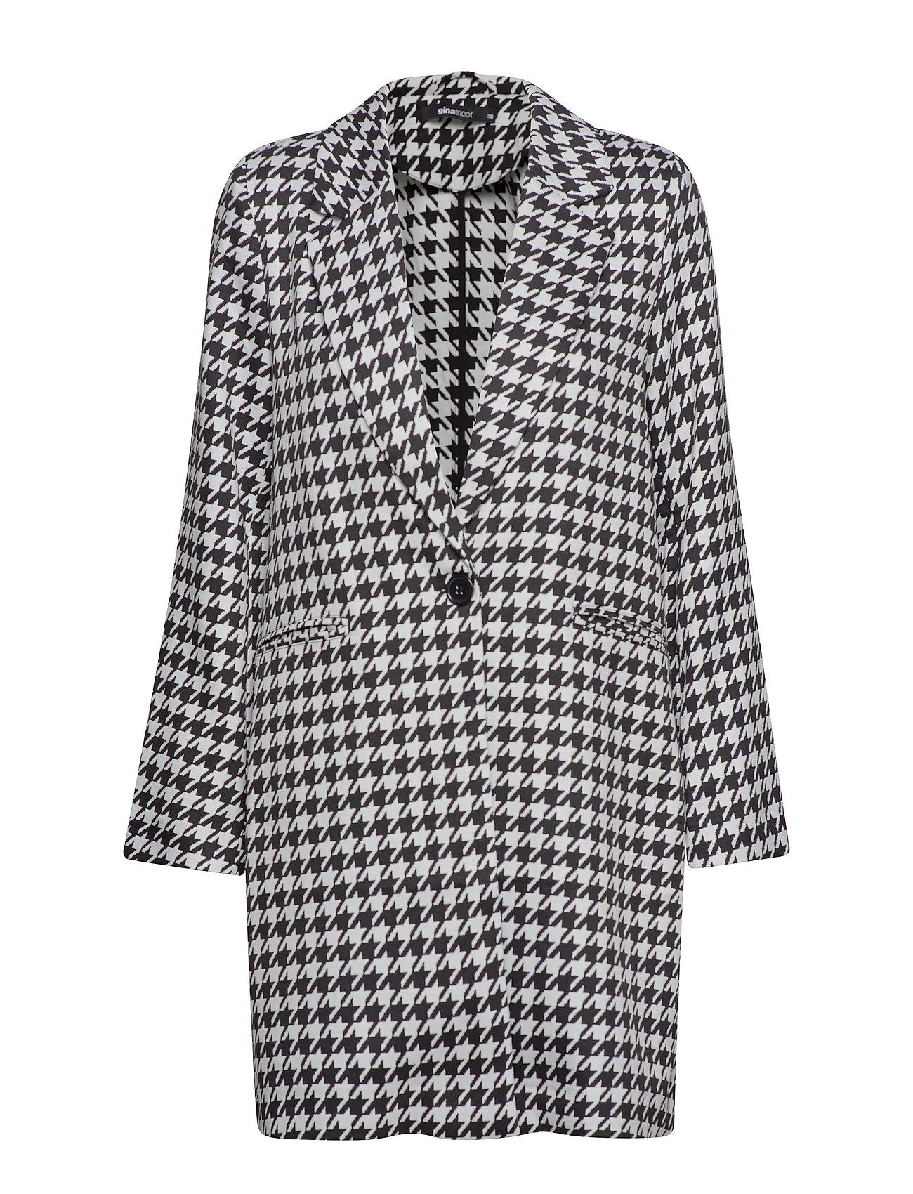Gina Tricot Amanda coat - DOGTOOTH