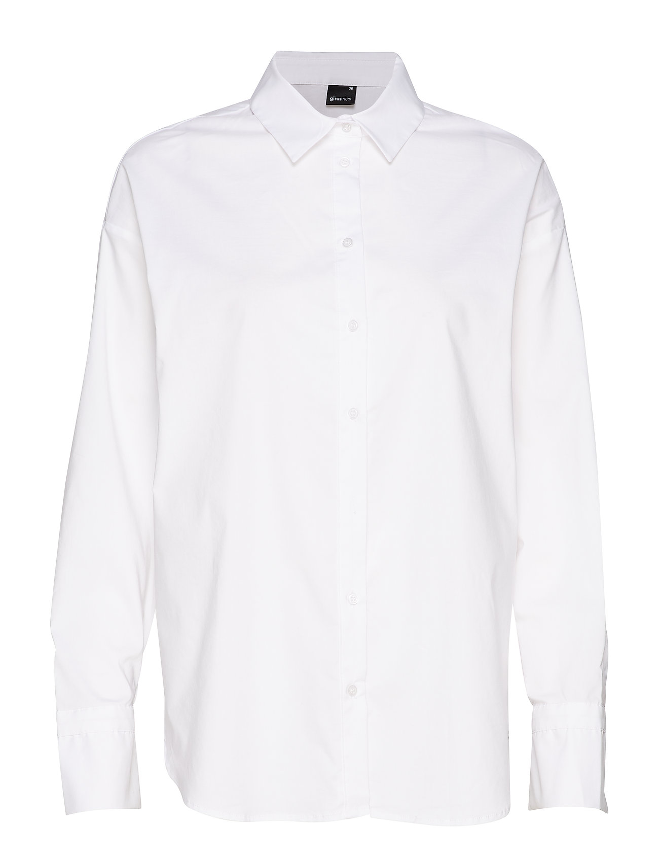 Gina Tricot Missy shirt - OFFWHITE