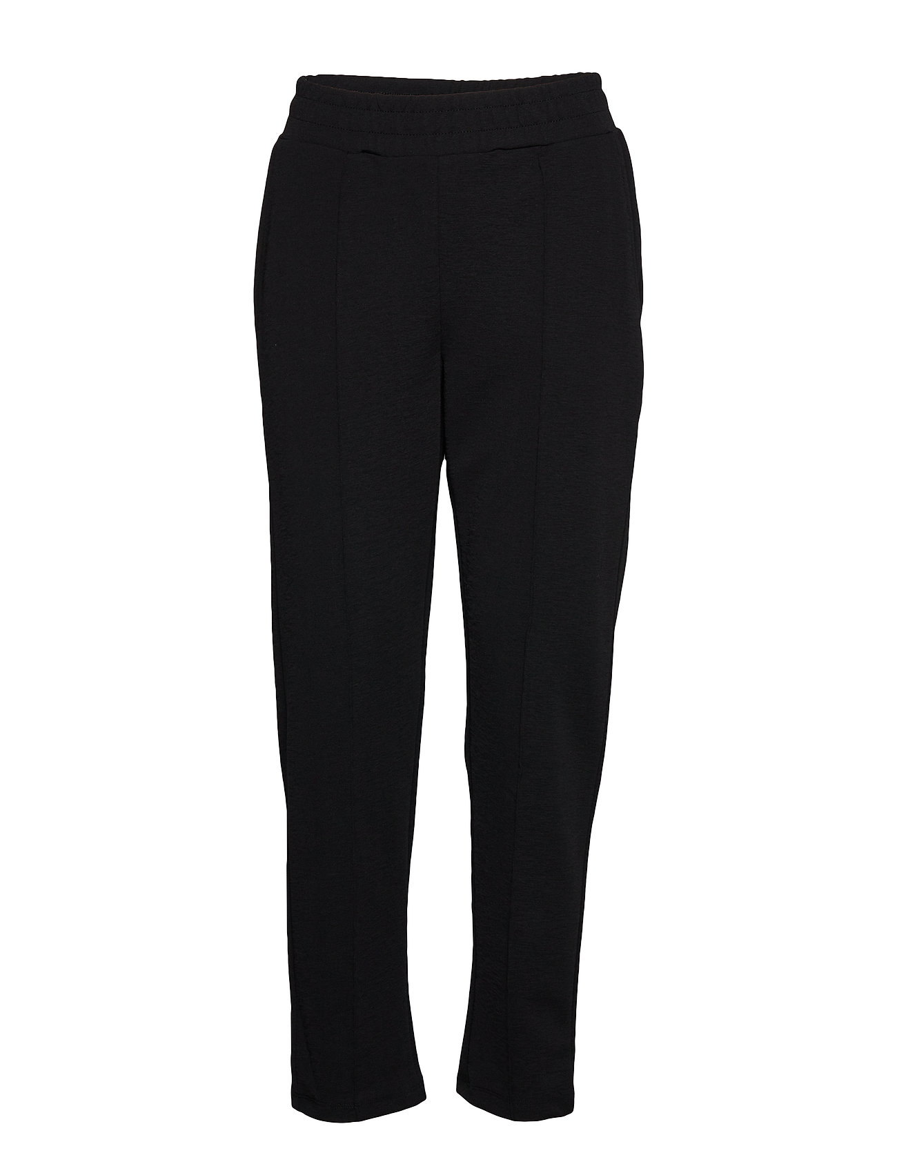 Gina Tricot Vicky trousers - BLACK