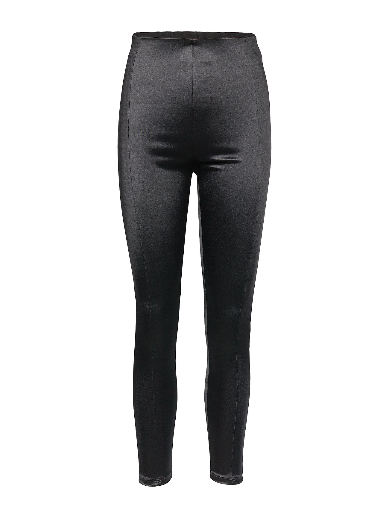 Gina Tricot Jemima highwaist leggings - BLACK