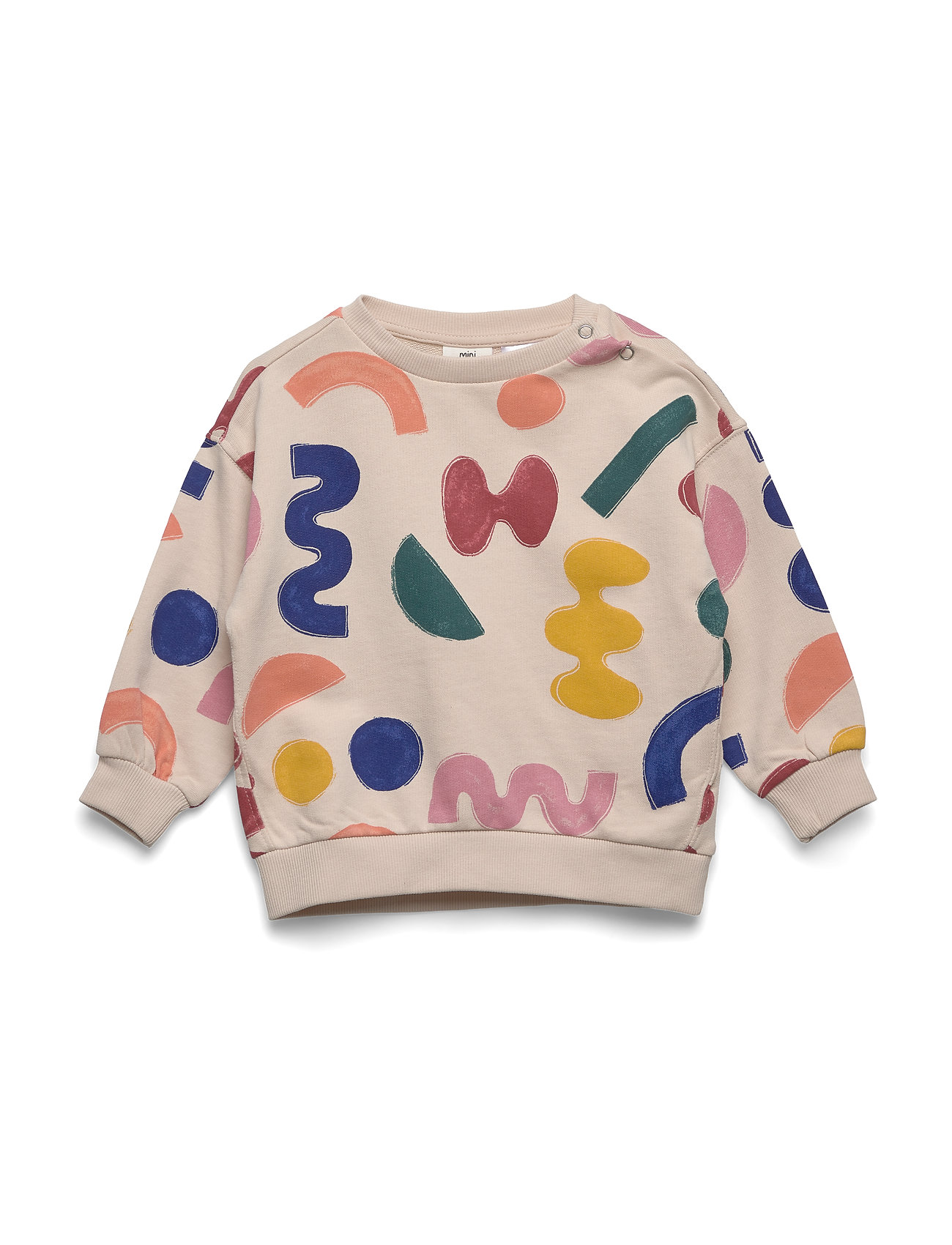 Gina Tricot Mini baby sweater - SHAPES (7152)