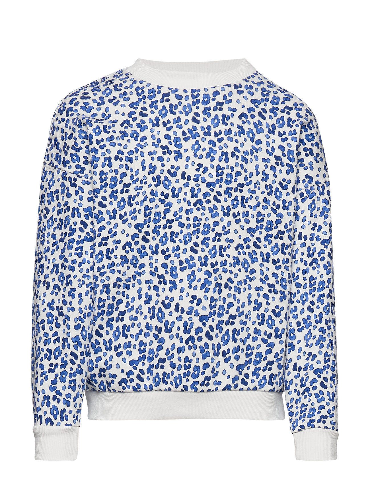 Gina Tricot Mini sweater - LEO BLUE (5533)