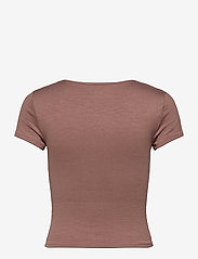Gina Tricot - Margot bustier top - t-shirts - antier (9693) - 1