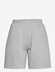 Gina Tricot - Eliana shorts - shorts casual - grey melange (8181) - 0