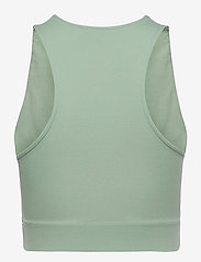 Gina Tricot - Cassie tanktop - crop tops - lily pad (6639) - 1