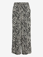 Gina Tricot - Disa trousers - bukser med brede ben - zebra - 0