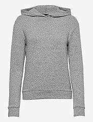Alicia hoodie - GREY MELANGE (8181)