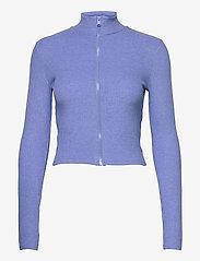 Eloise zip top - BLUE BONNET (5138)